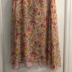 Liz Claiborne Skirts - Liz Claiborne A line flare skirt